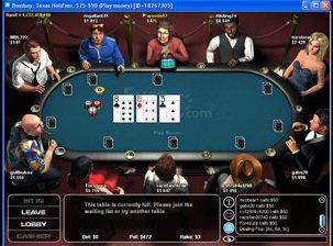 regel poker